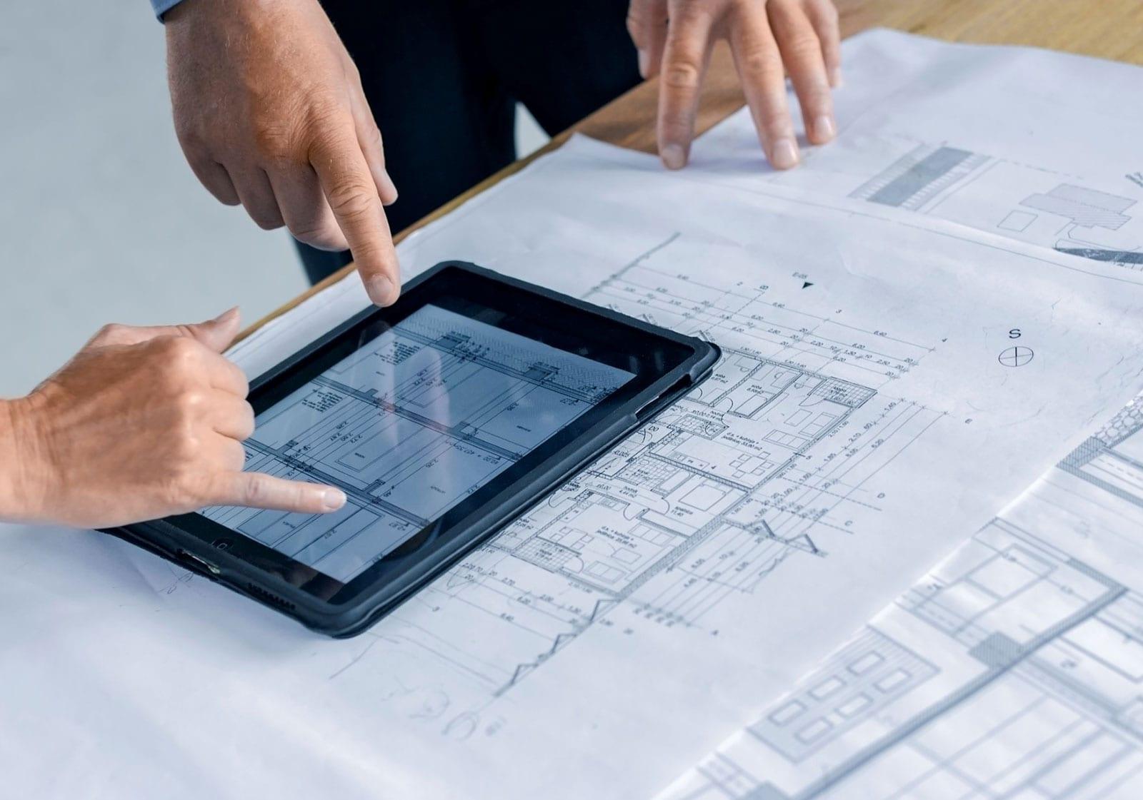 Planning application